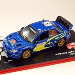 Subaru Impreza WRC 2008 - Rallye Monte-Carlo - 1/43ème