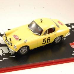 Lotus Elite 1962 - Rallye Monte Carlo - 1/43ème