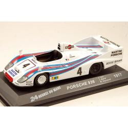 Porsche 936 1977 - 24h du Mans - 1/43ème