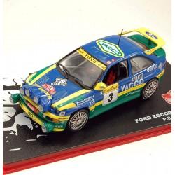 Ford Escort WRC - Rallye Monte Carlo 1999 - 1/43 ème En boite