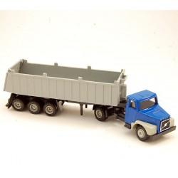 Camion DAF - EFSI - 1.87eme - HO en boite d'origine
