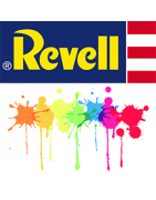 Pot de Peintures Revell, Type Mates, Peinture Maquettes, Miniatures