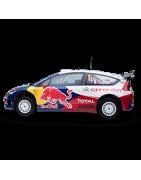 Découvrez nos voitures miniatures de rallyes, de Courses à l'échelle 1/43ème...