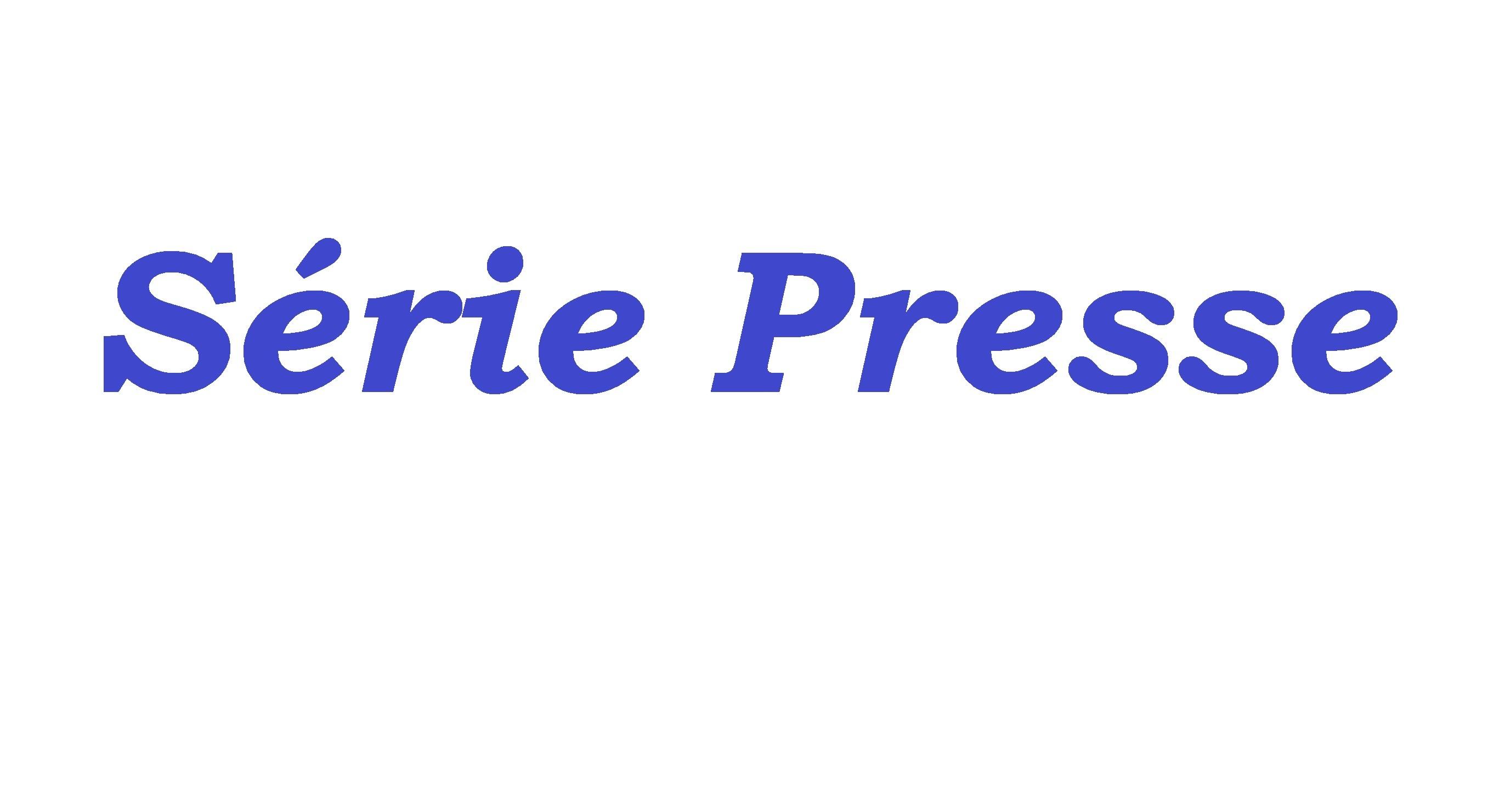 Série Presse